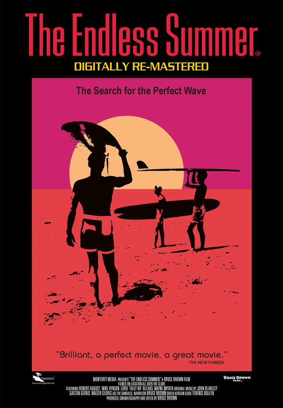 The Endless Summer Poster #1