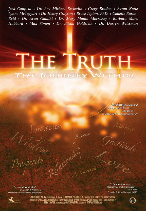 The Truth: The Journey Within Poster #1