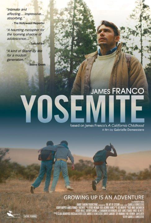 Yosemite Poster #1