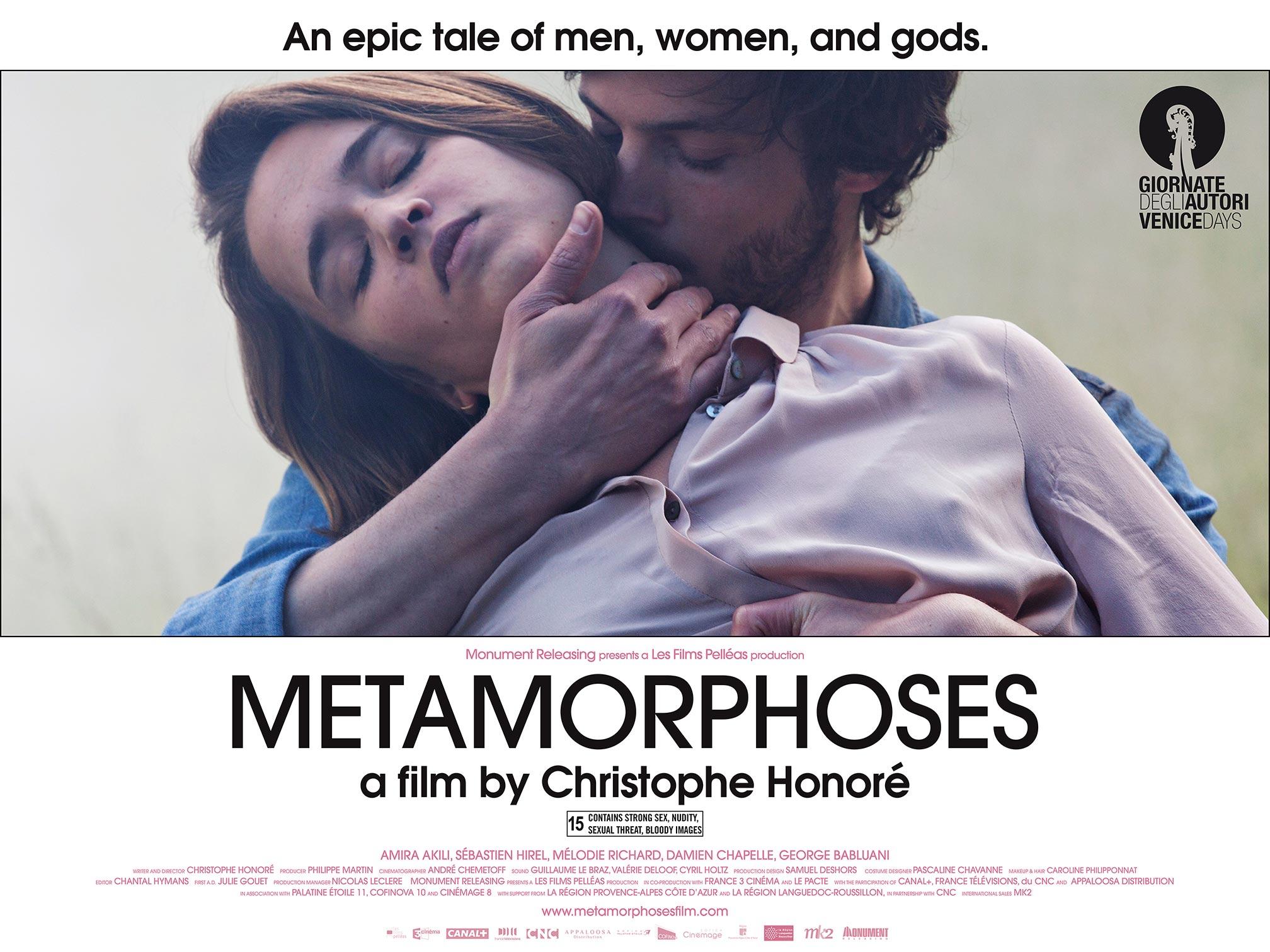 Metamorphoses Poster #1