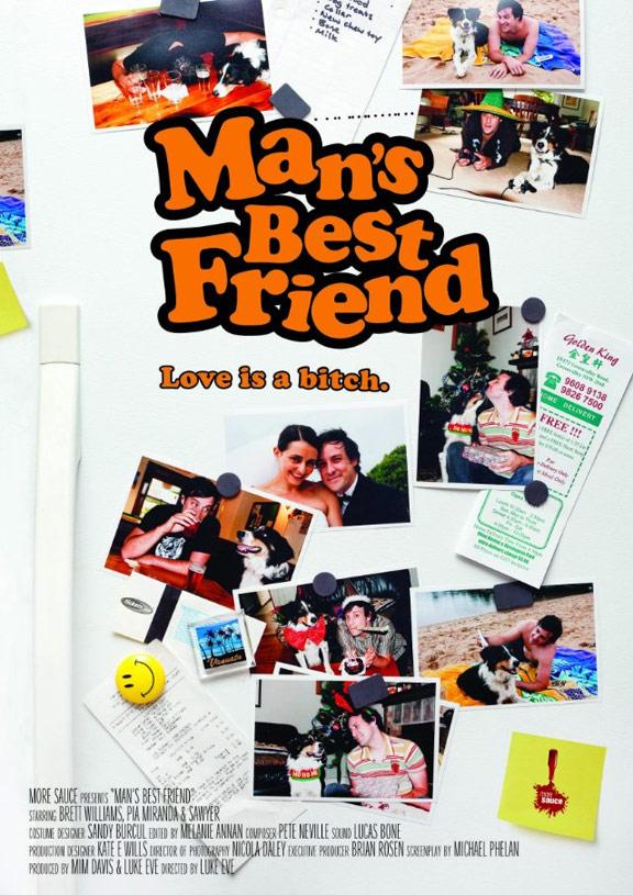 Man's Best Friend Poster #1