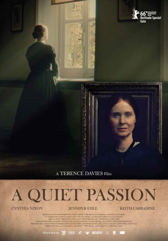 A Quiet Passion Poster #2
