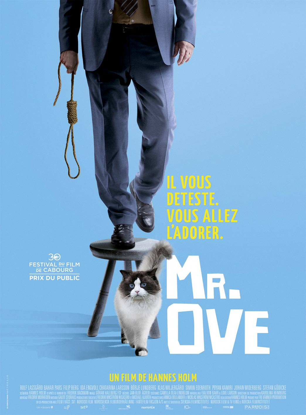 A Man Called Ove Poster #2