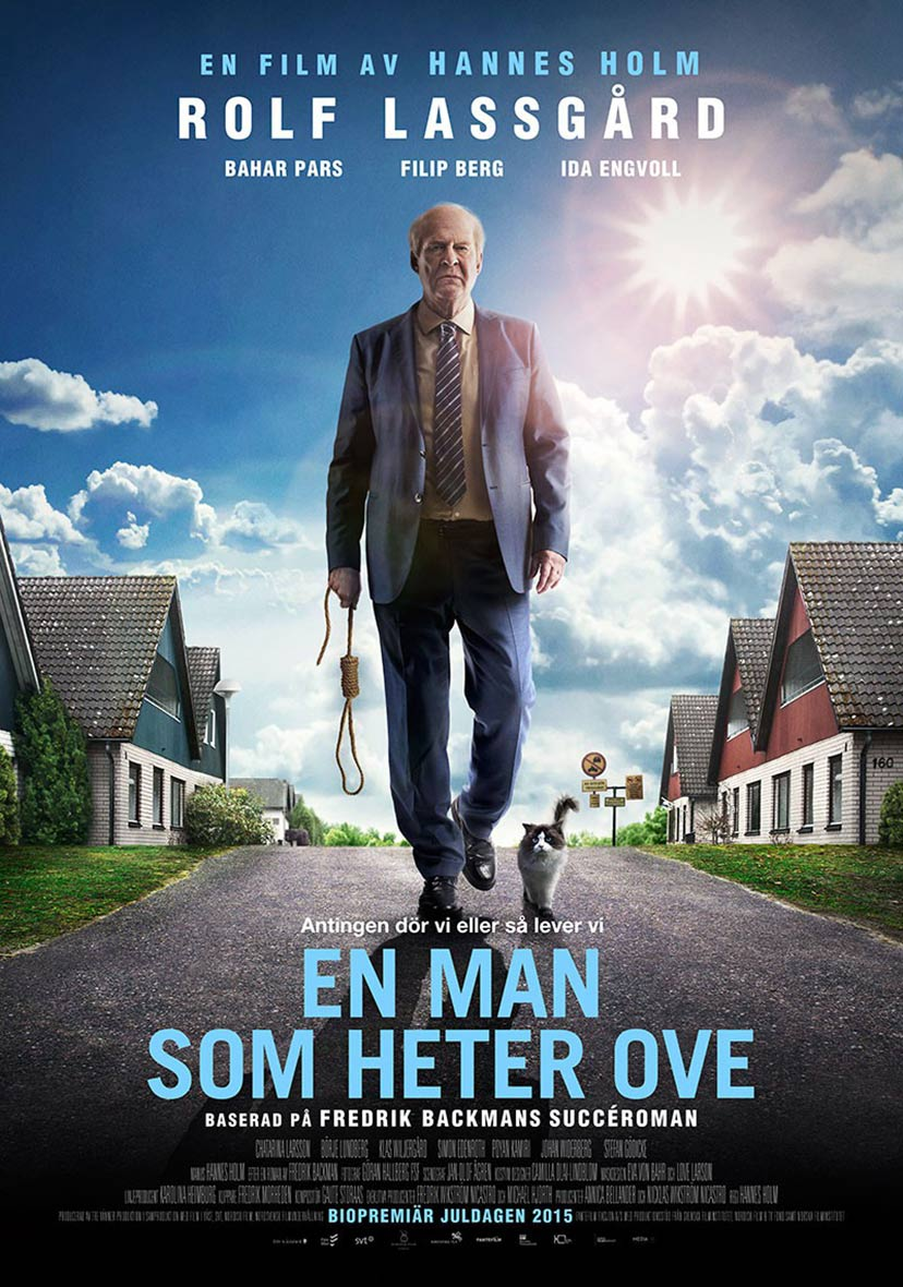 A Man Called Ove Poster #3