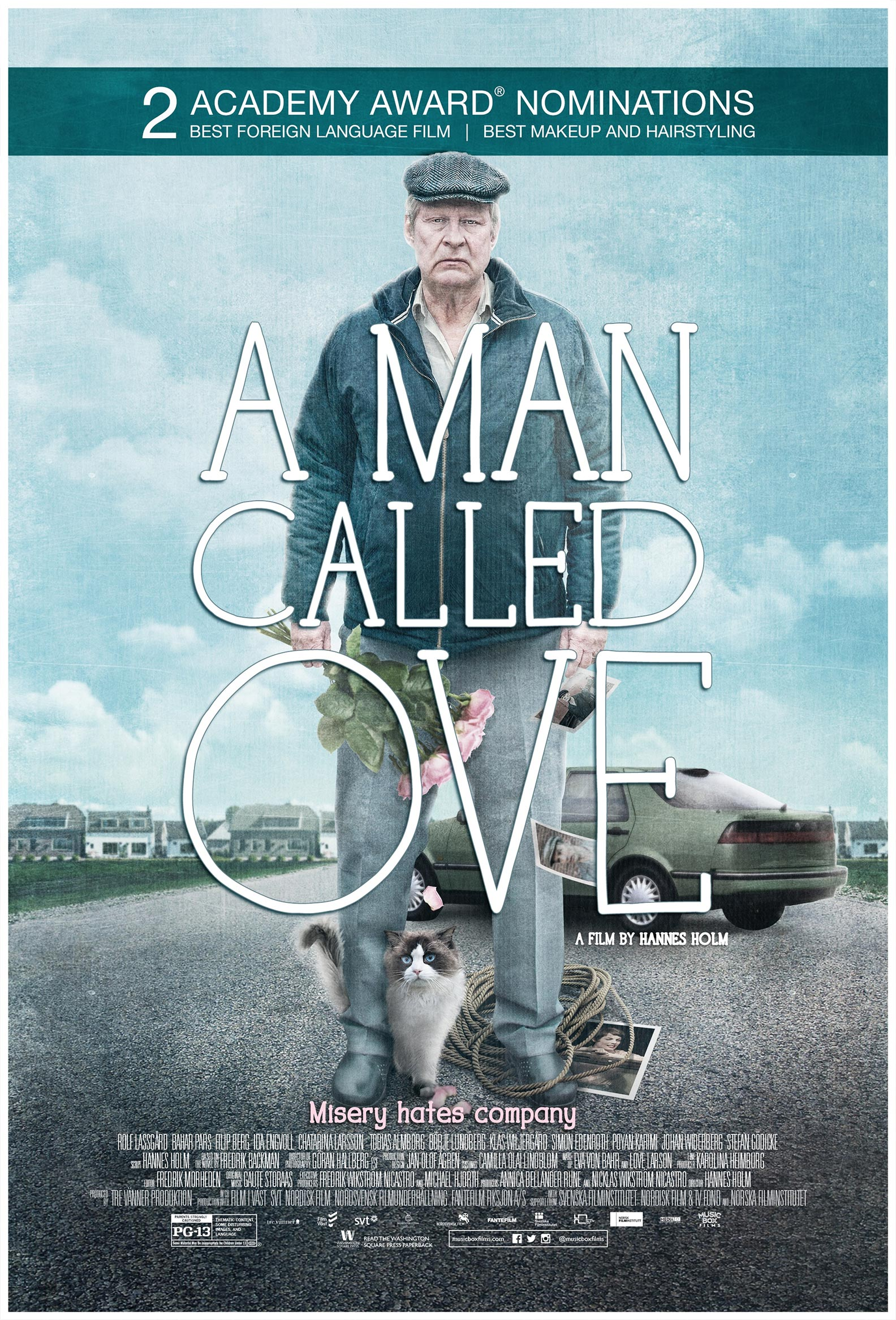 A Man Called Ove Poster #4