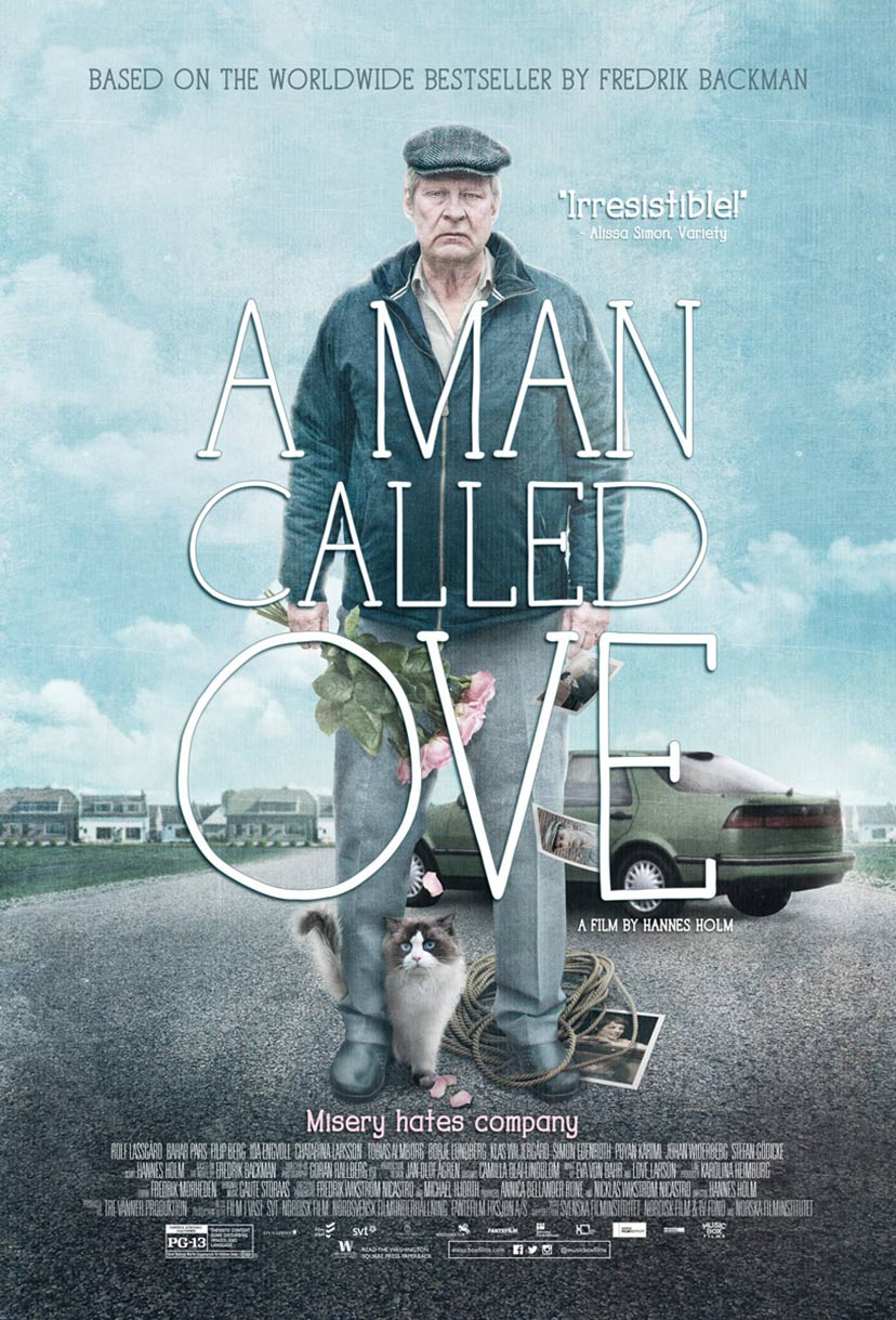 A Man Called Ove Poster #1