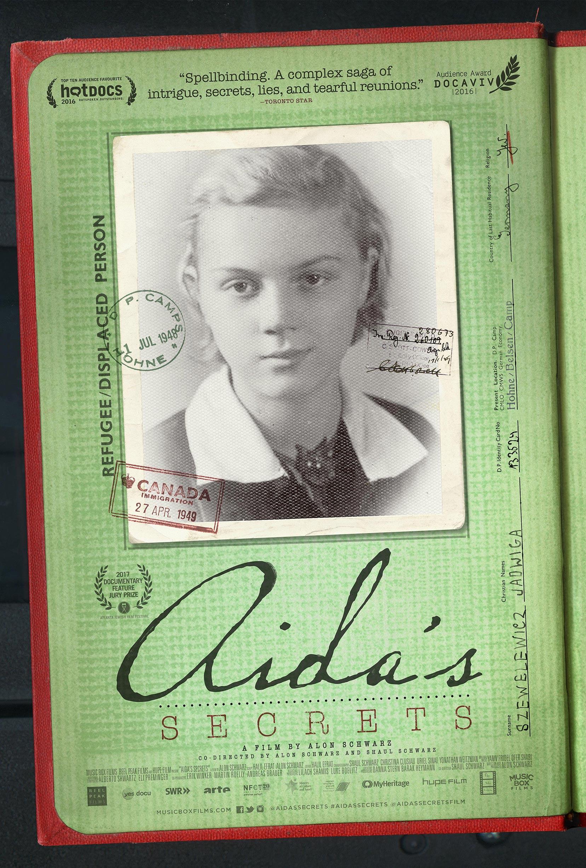 Aida's Secrets Poster #1