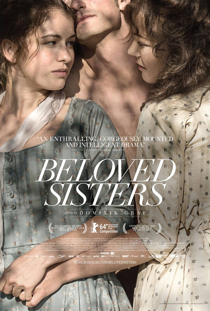 Beloved Sisters Poster #1