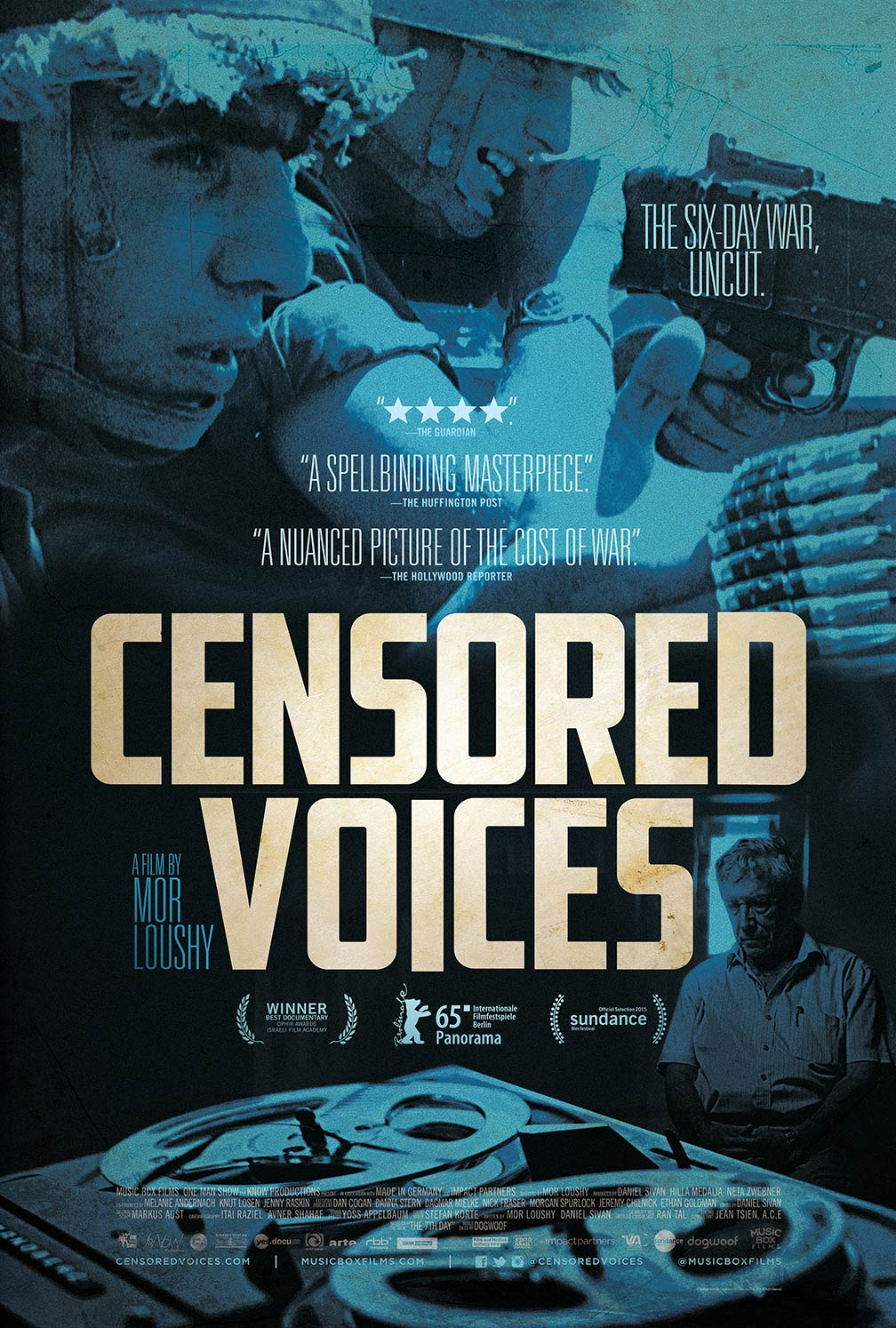 Censored Voices Poster #1