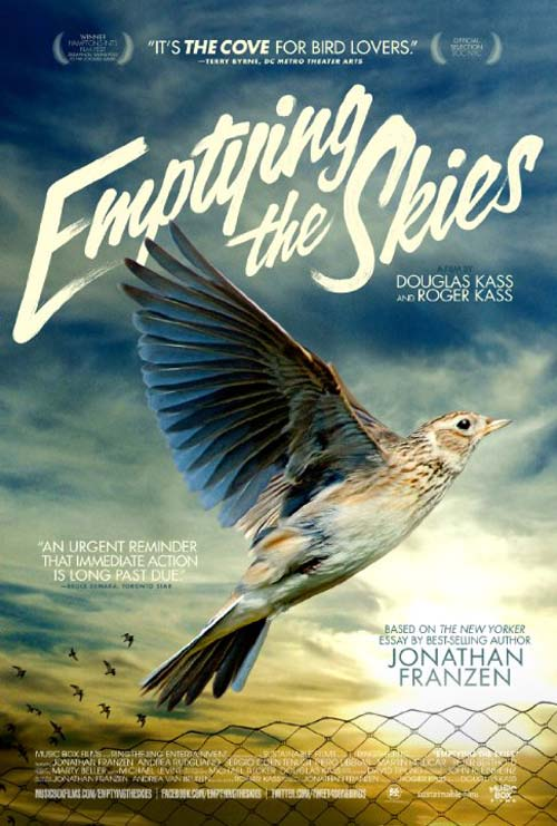 Emptying the Skies Poster #1