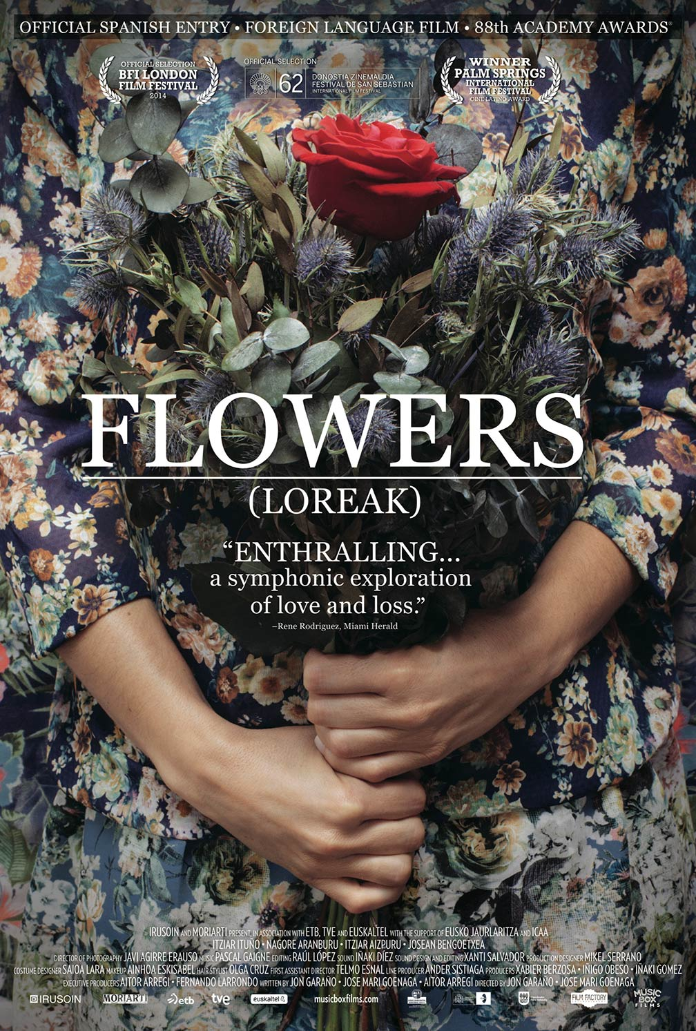 Flowers Poster #1