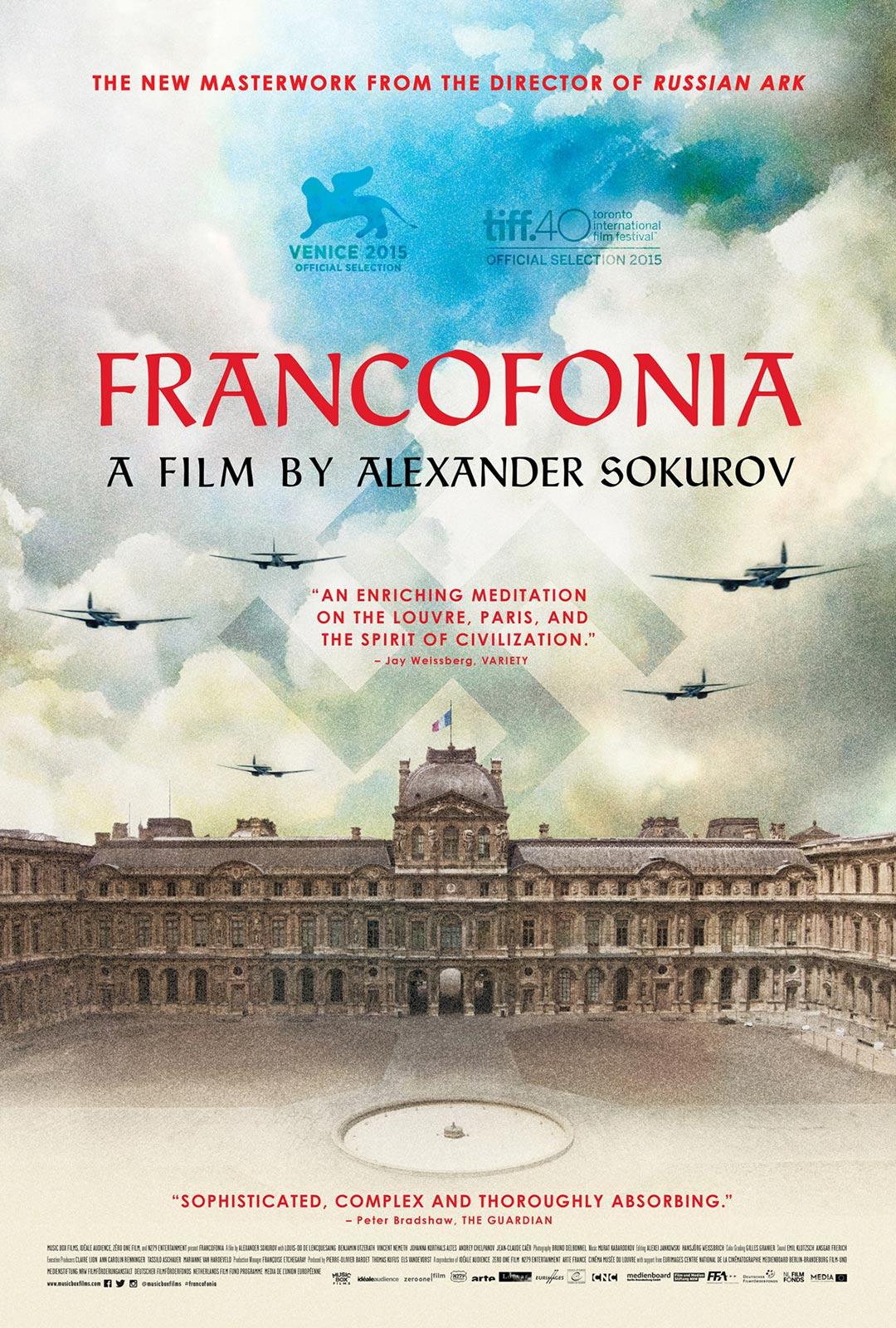 Francofonia Poster #1