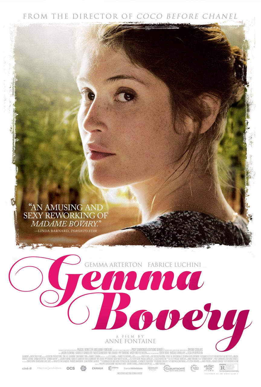 Gemma Bovery Poster #1