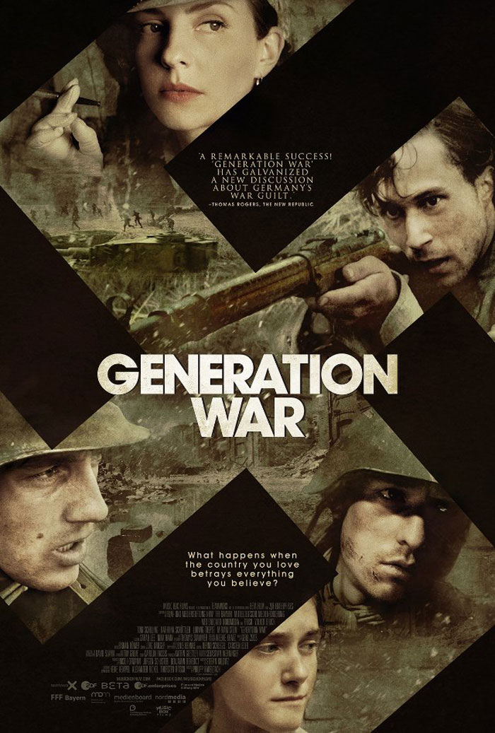 Generation War Poster #1
