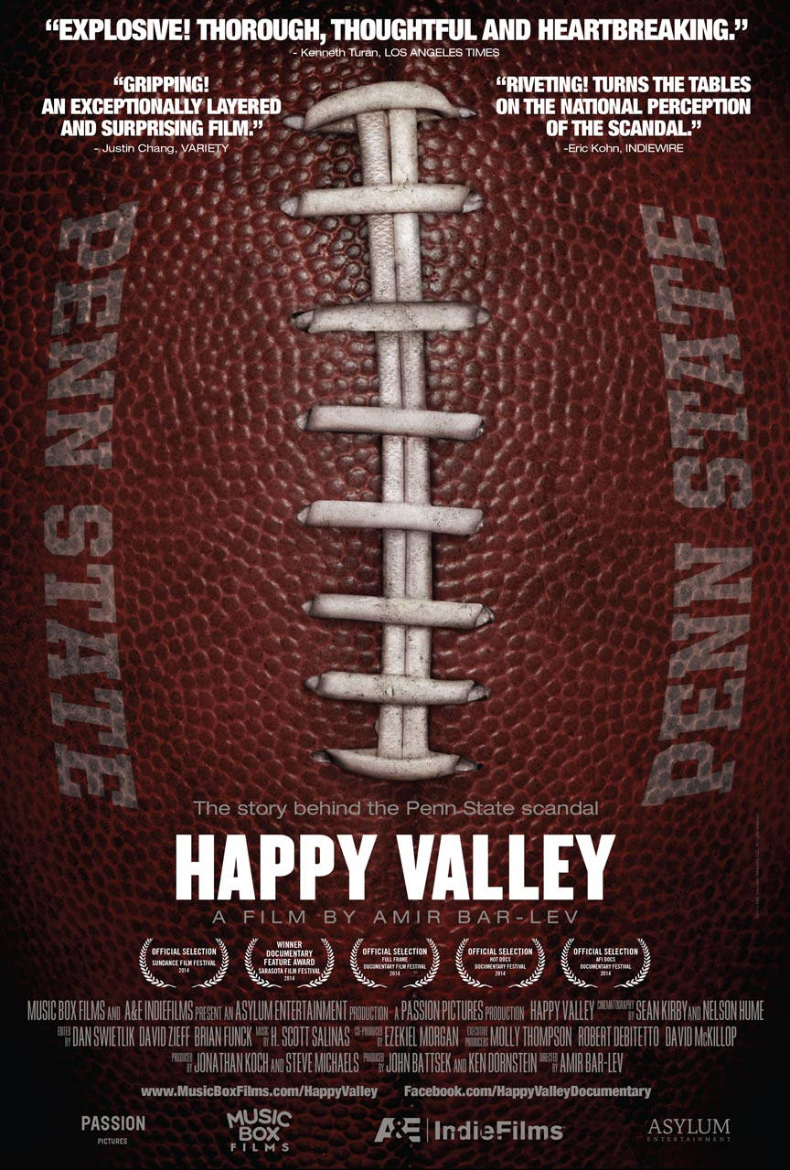 Happy Valley Poster #1