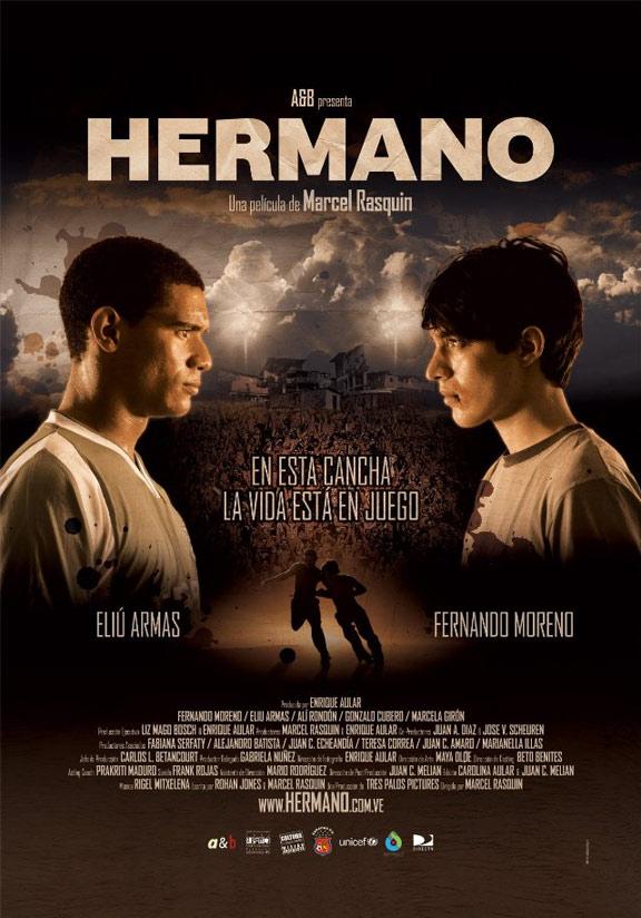 Hermano Poster #1