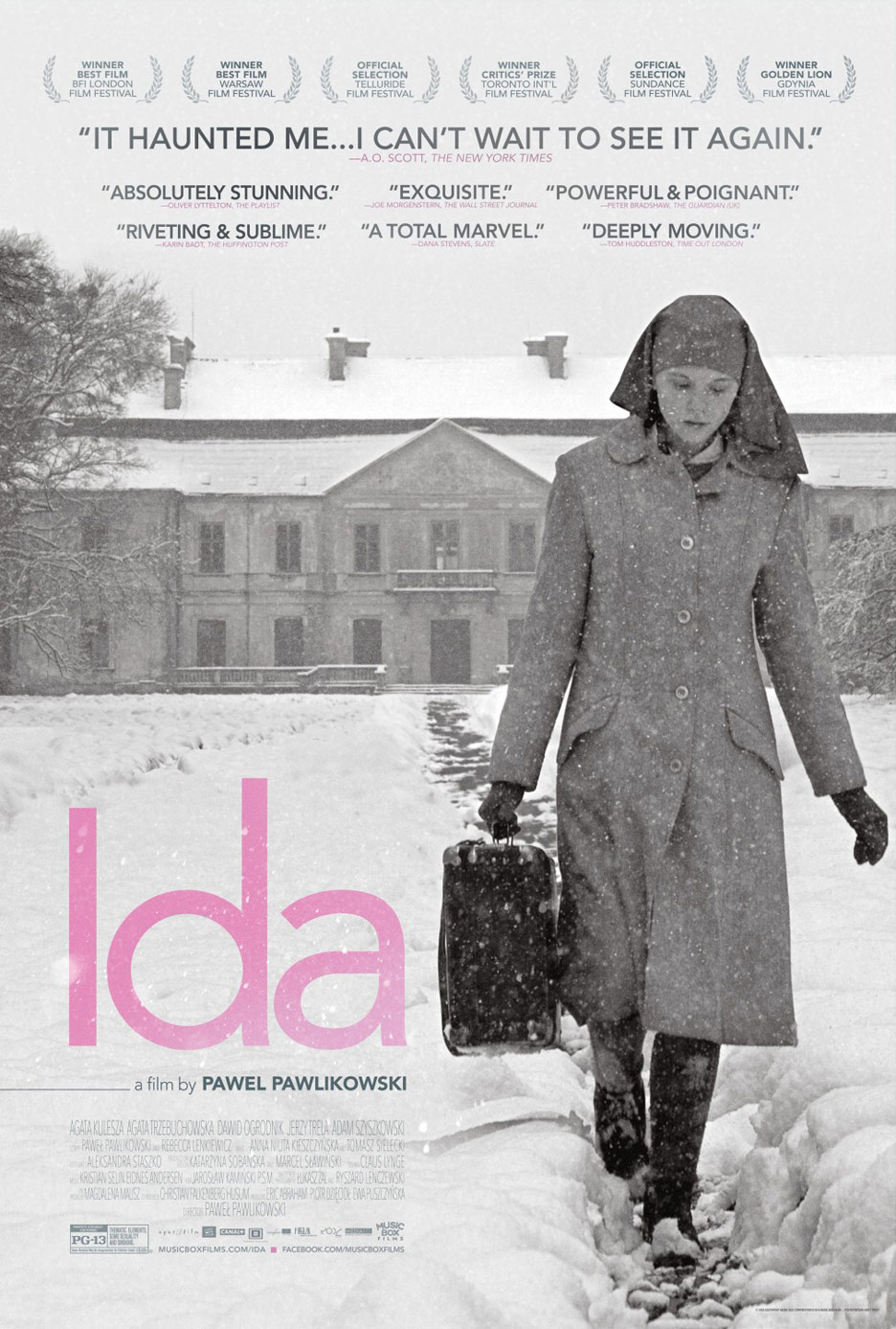 Ida Poster #1