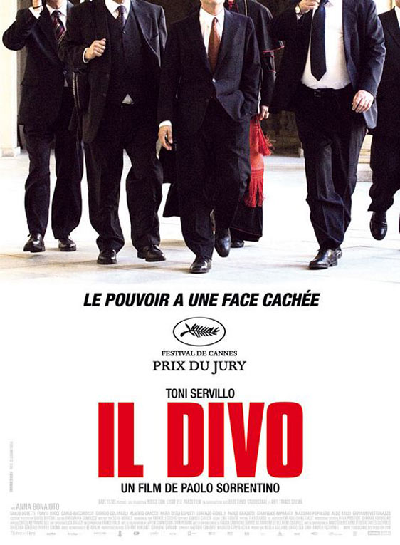 Il Divo Poster #1