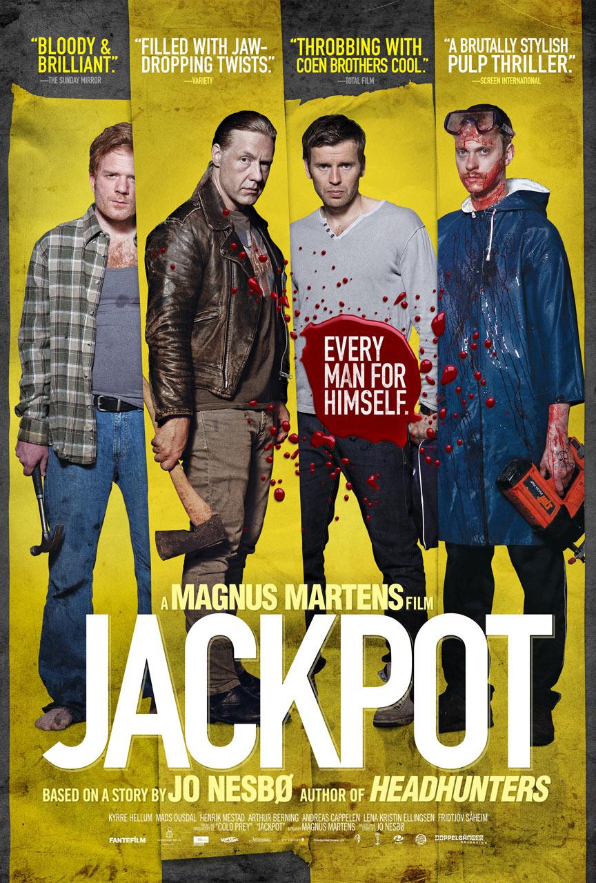 Jackpot Poster #1