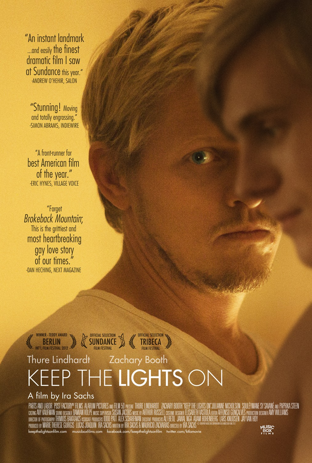 Keep the Lights On Poster #1