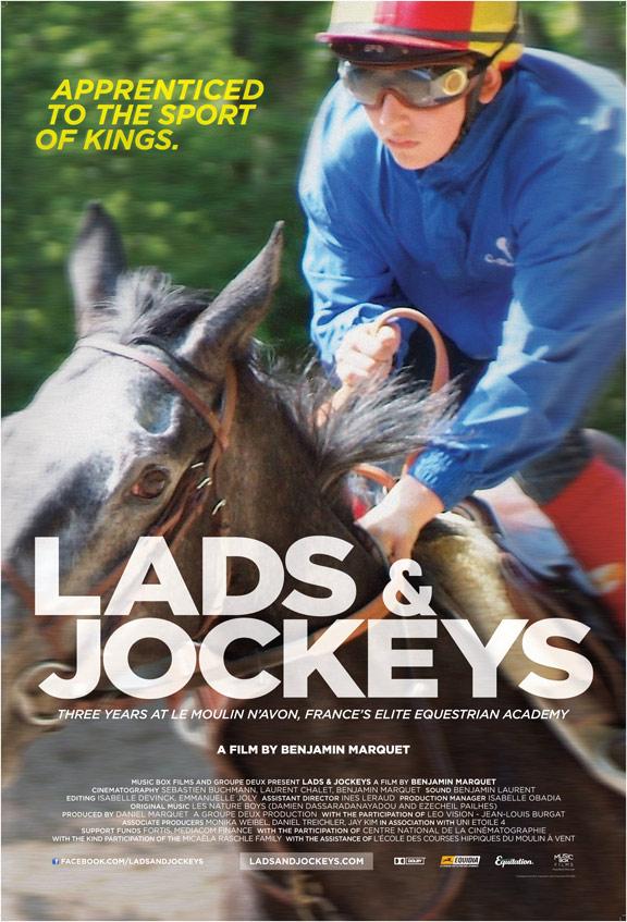 Lads & Jockeys Poster #1