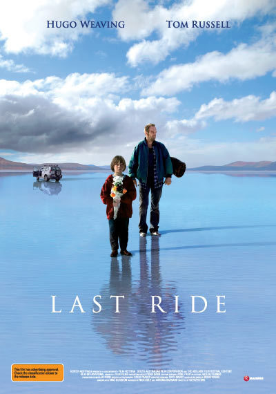 Last Ride Poster #2