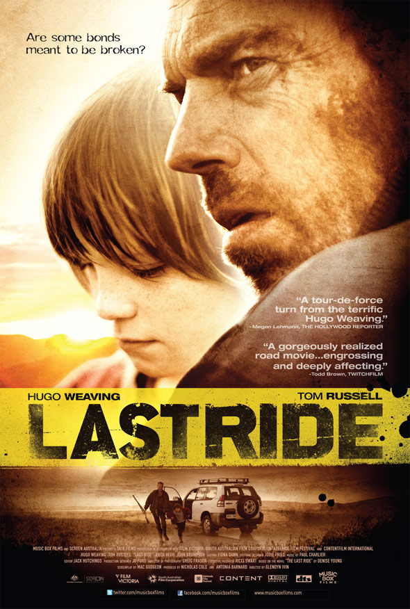 Last Ride Poster #1