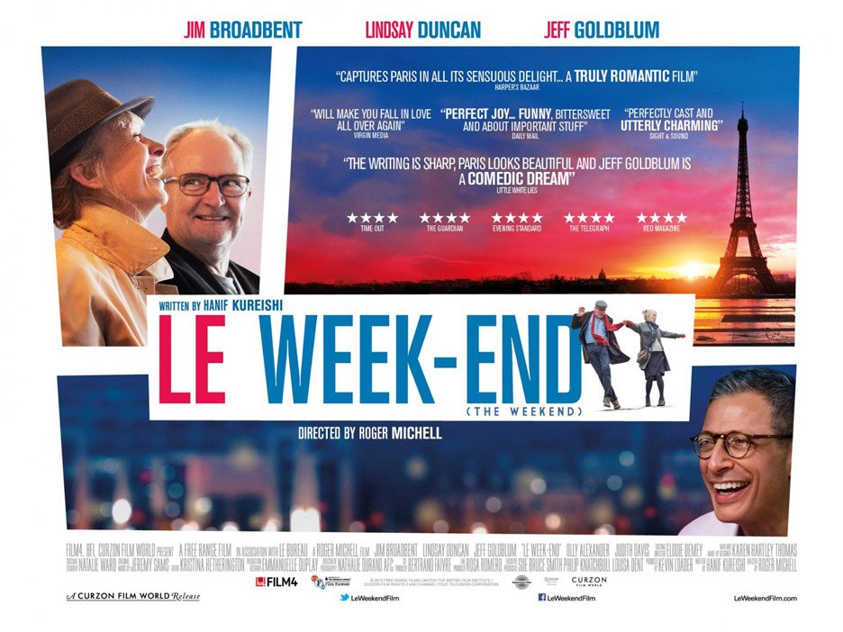 Le Week-End Poster #1