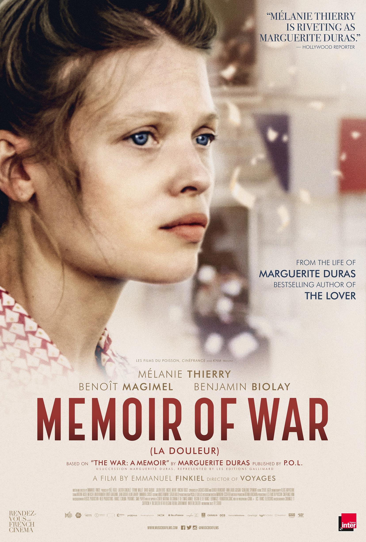 Memoir of War Poster #1