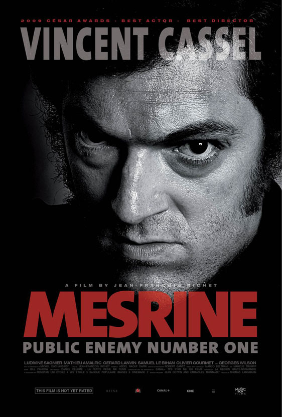 Mesrine: Public Enemy #1 Poster #4