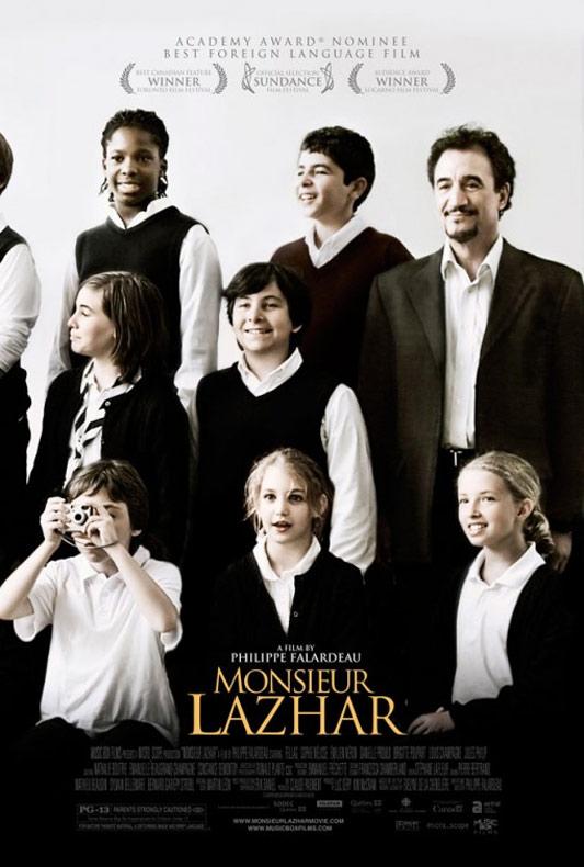 Monsieur Lazhar Poster #2