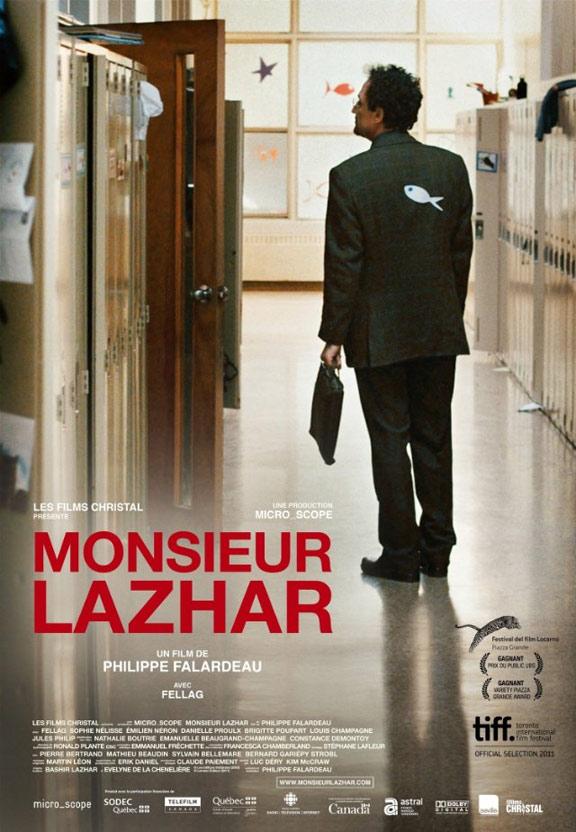 Monsieur Lazhar Poster #1