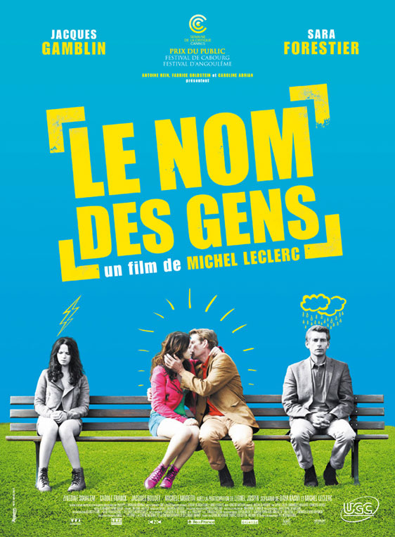 The Names of Love (Le nom des gens) Poster #1