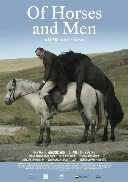 Of Horses and Men Poster #2