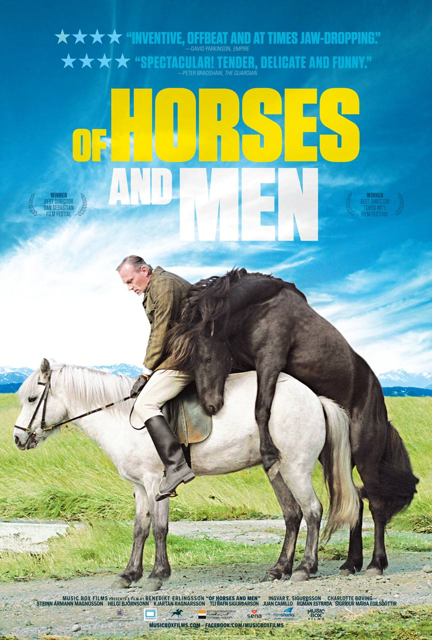 Of Horses and Men Poster #1