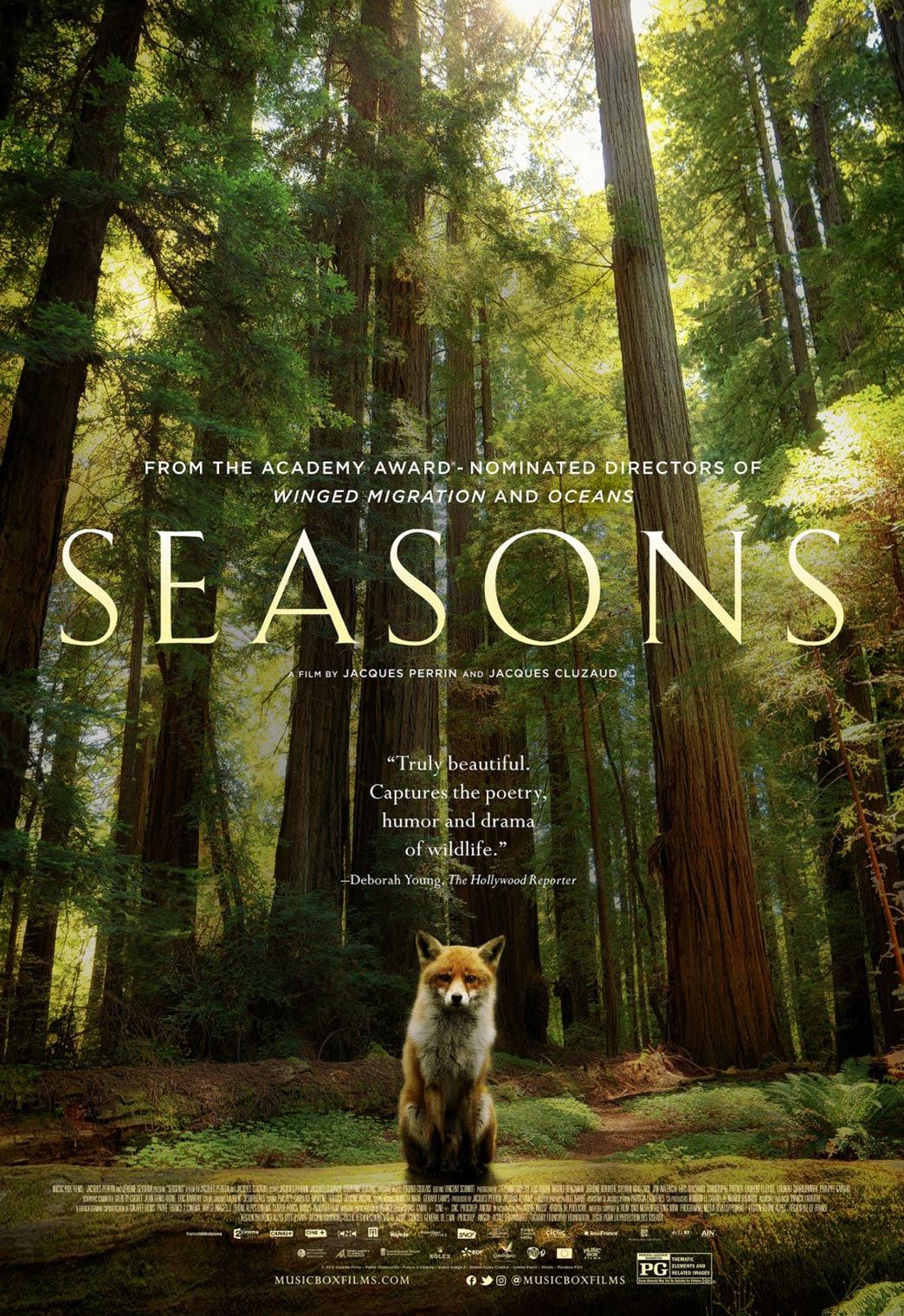 Seasons Poster #2