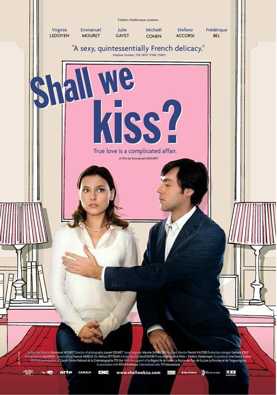Shall We Kiss? Poster #1
