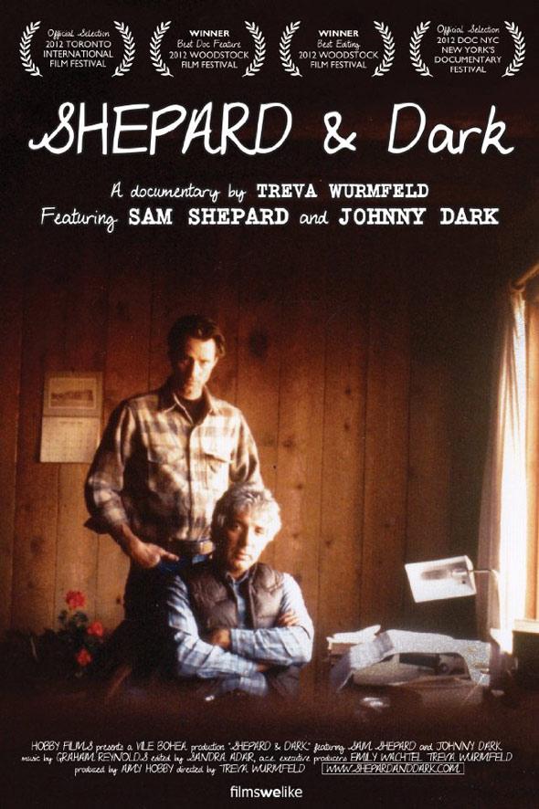 Shepard & Dark Poster #2