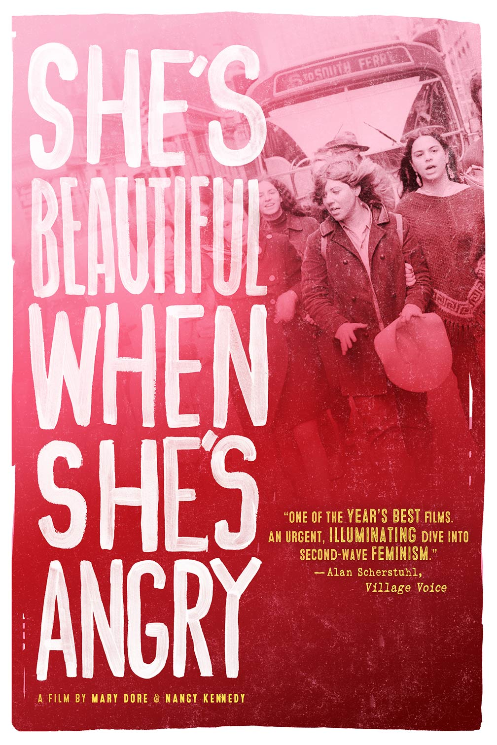 She's Beautiful When She's Angry Poster #2