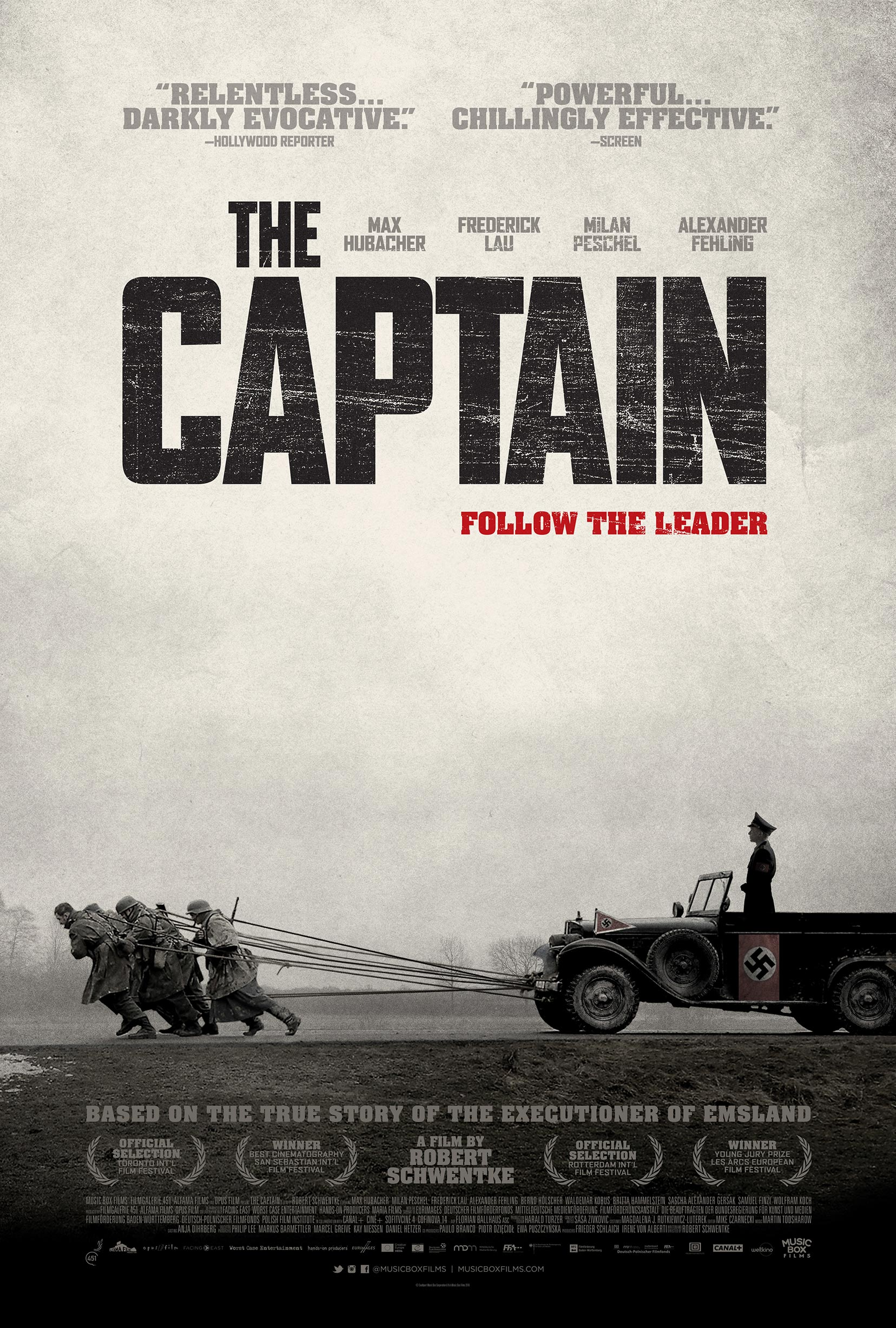 The Captain Poster #1