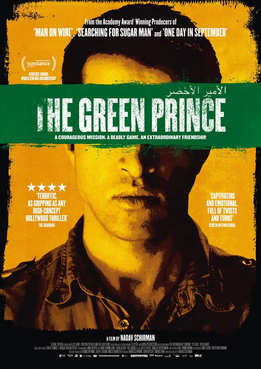 The Green Prince Poster #1