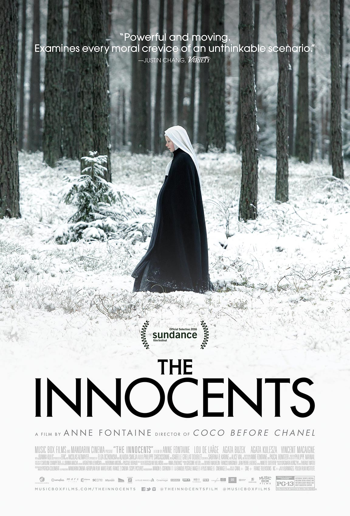 The Innocents Poster #1