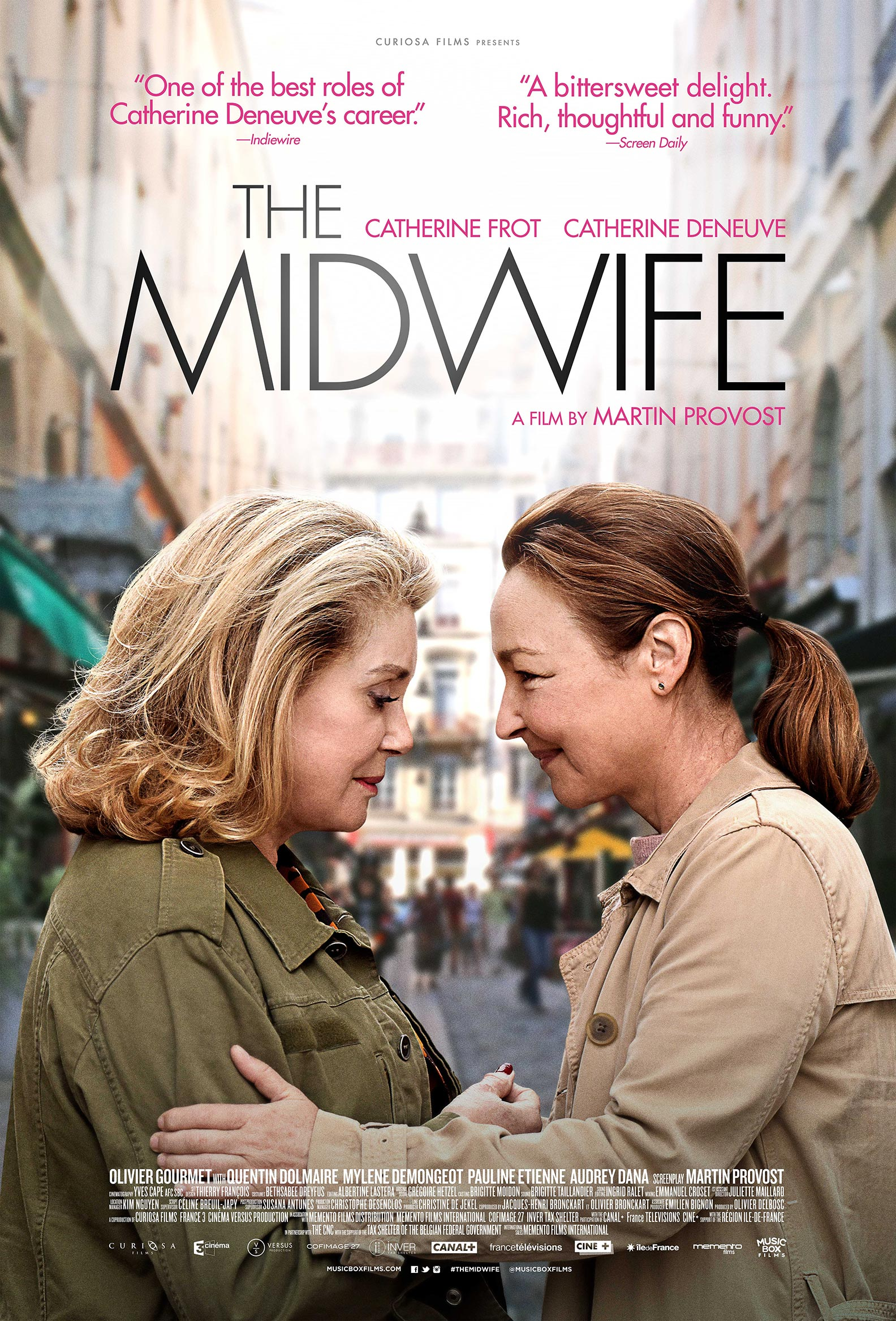 The Midwife Poster #1