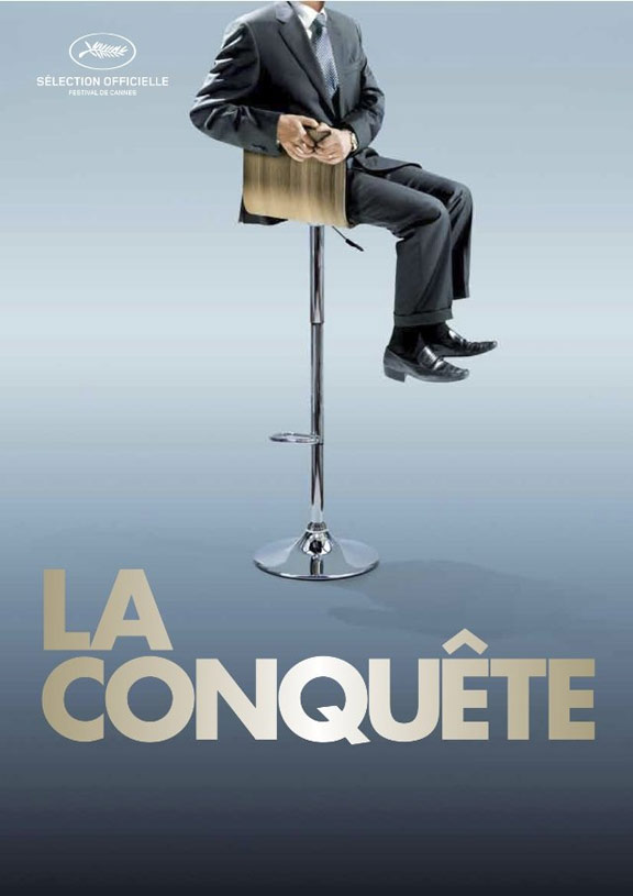 The Conquest (La conquête) Poster #1