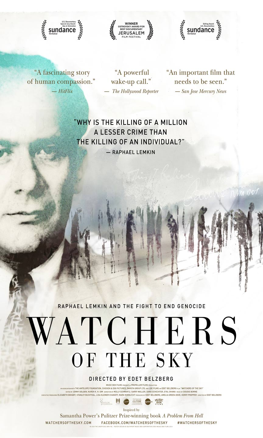 Watchers of the Sky Poster #1
