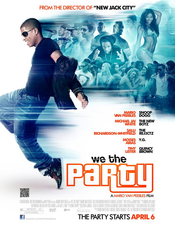 We the Party Poster #1