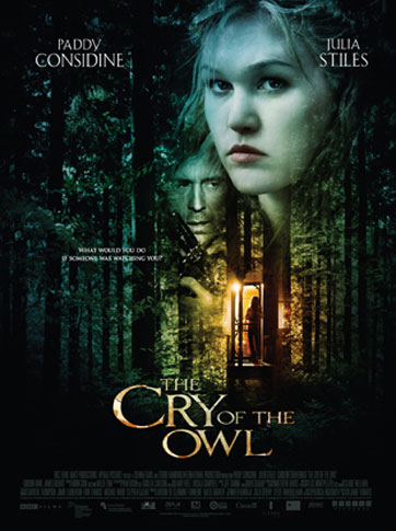 The Cry of the Owl Poster #1