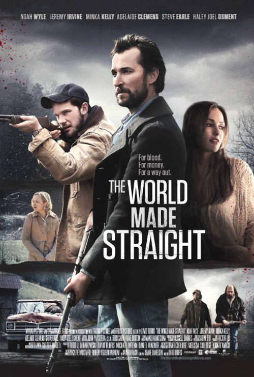 The World Made Straight Poster #1