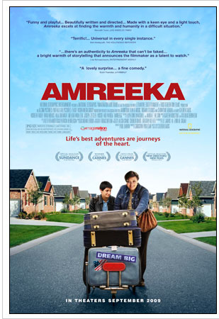 Amreeka Poster #1