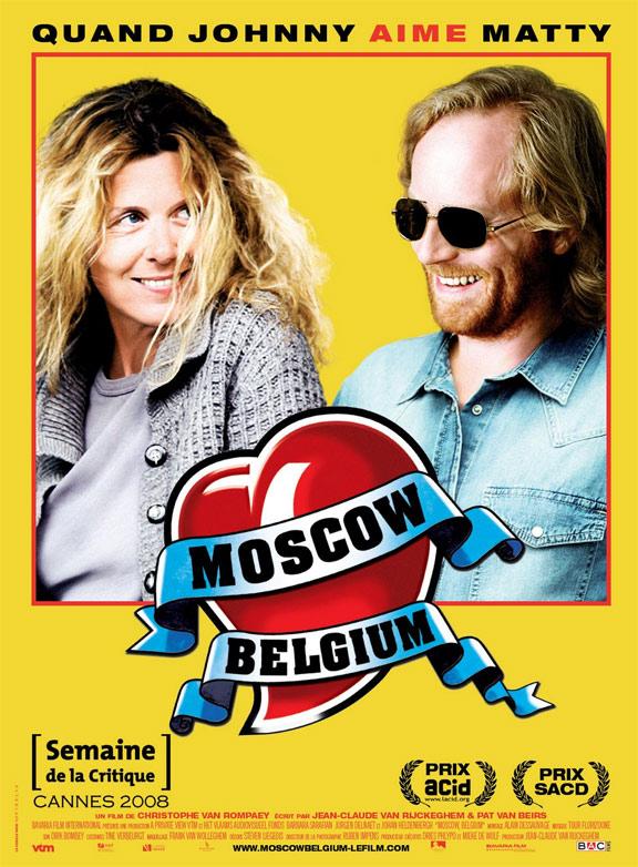 Moscow, Belgium (Aanrijding in Moscou) Poster #2